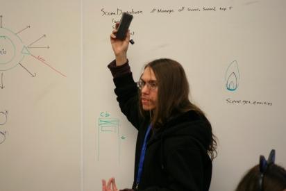 David Ludwig, coder