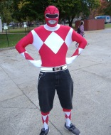 "Khalin Freeman, ""Red Power Ranger"""